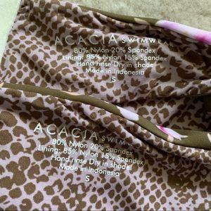acacia swimwear Swim - SOLD //!Acacia Capsule Aloha Set